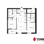 Towers Realty Group - Spot on Pembina floor plan - 02152202 - 2 bed type 2