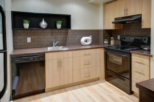 Towers Realty Group - The Ritz - 859 Grosvenor Ave - Kitchen 1 - 1BR