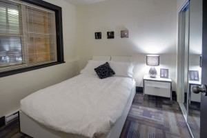Towers Realty Group - The Ritz - 859 Grosvenor Ave - Bedroom 1- 1BR