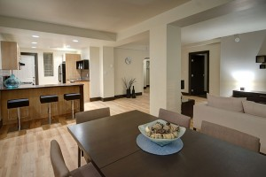 Towers Realty Group - The Ritz - 859 Grosvenor Ave - Dining-Living - 2BR