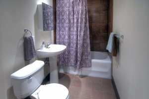 Towers Realty Group - Ritz Apartment - Bathroom - 1BR