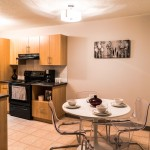 Apartments For Rent Winnipeg - Owen Apartments Dining Room and Kitchen - Towers Realty