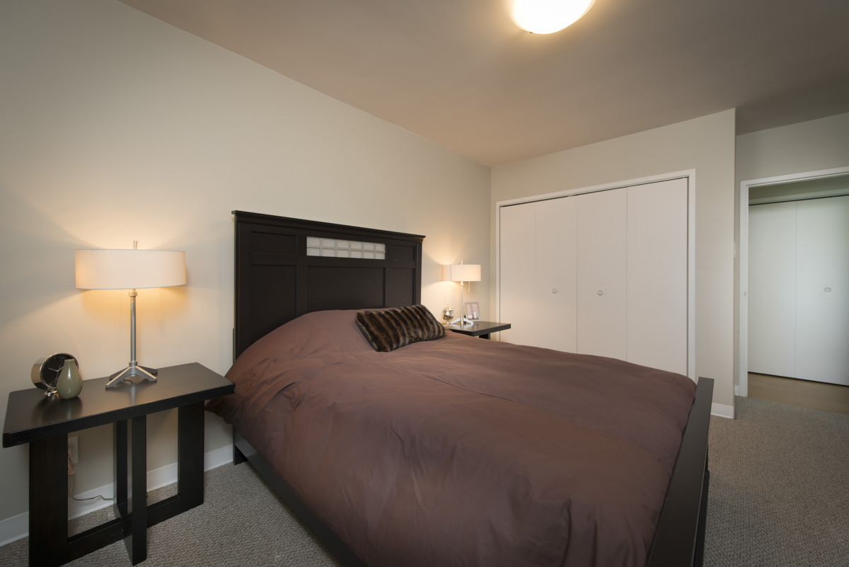 Towers Realty Group - Linlee Apartments - 1030 Brazier St - Bedroom1