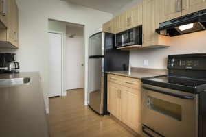 Apartments For Rent Winnipeg - Linlee Apartment Kitchen - Towers Realty