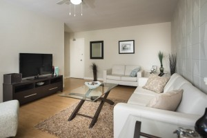 Towers Realty Group - Linlee Apartments - 1030 Brazier St - Living Room 4