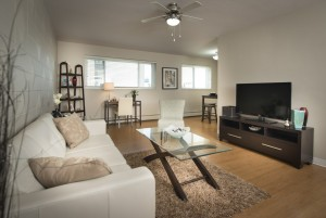 Towers Realty Group - Linlee Apartments - 1030 Brazier St - Living Room 3