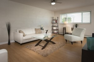 Towers Realty Group - Linlee Apartments - 1030 Brazier St - Living Room 2