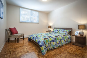 Towers Realty Group - Queensbury Apartments - Bedroom