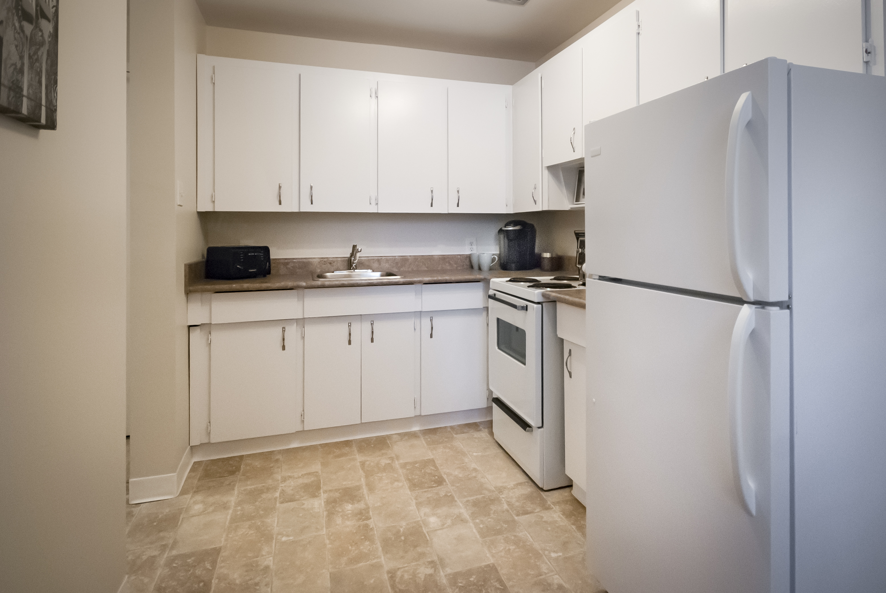 Towers Realty Group - Queensbury Apartments - Kitchen 1
