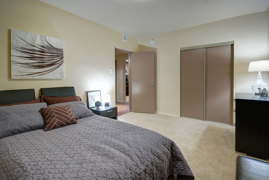 Towers Realty Group - Lanark Gardens - Bedroom 2