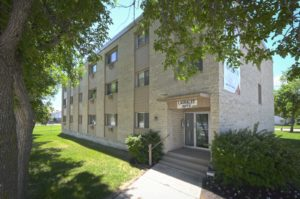 Towers Realty Group - Lauralee Apartments - 1222 Plessis Road - Exterior