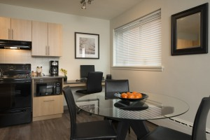 Towers Realty Group - Oakton Manor - Dining-Kitchen