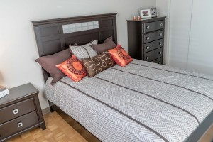 Apartments For Rent Winnipeg - Owen Apartment Bedroom - Towers Realty