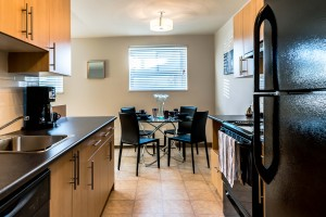 Apartments For Rent Winnipeg - Owen Apartment Kitchen and Dining Room - Towers Realty