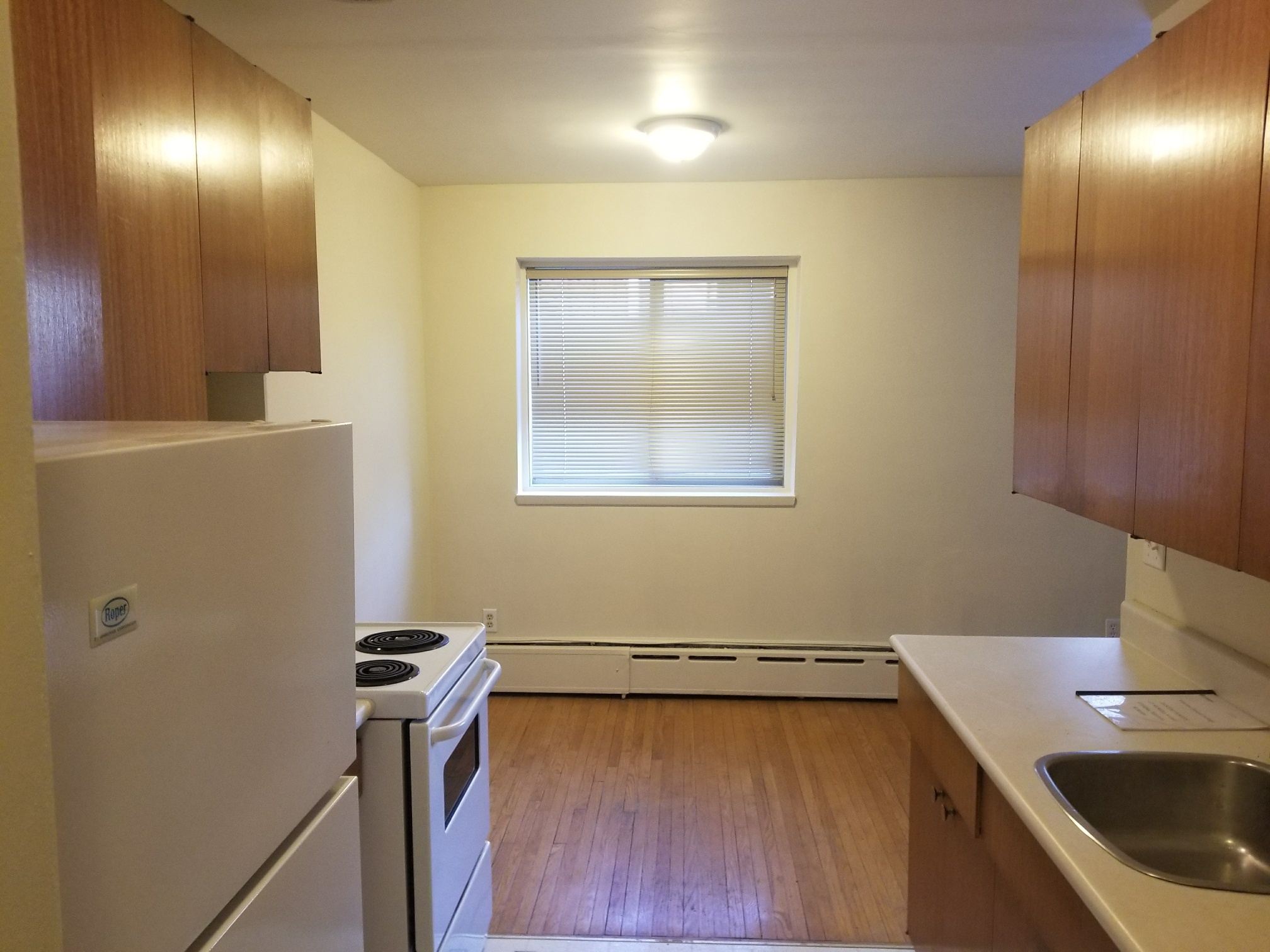 Towers Realty Group - Crescent Towers - 671 McMillan Ave - Kitchen 1