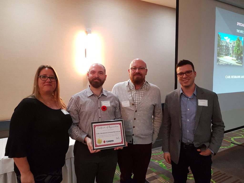 Special Recognition - The Ritz Apartments