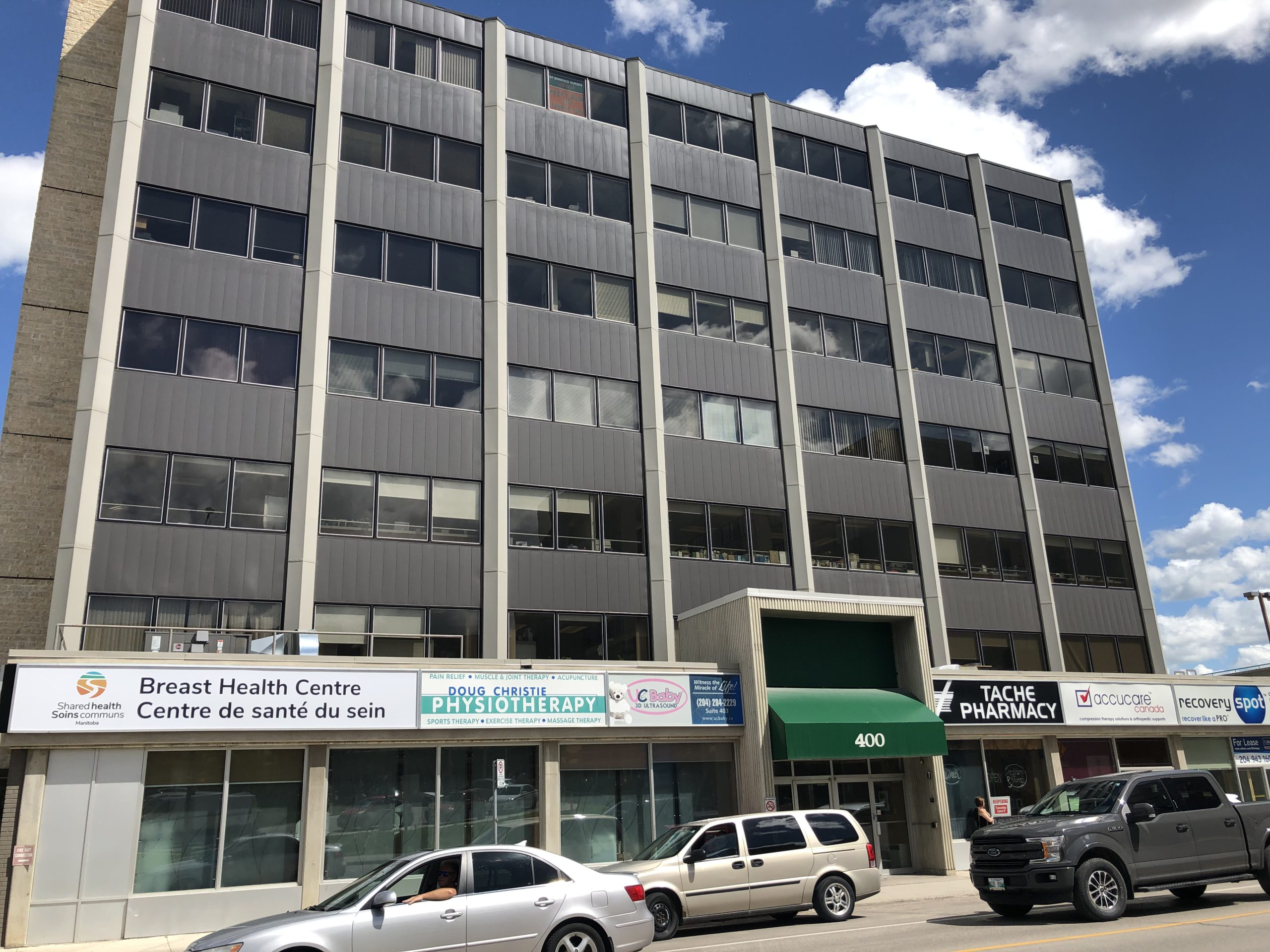 Towers Realty - Commercial Real Estate - 400 Tache Avenue
