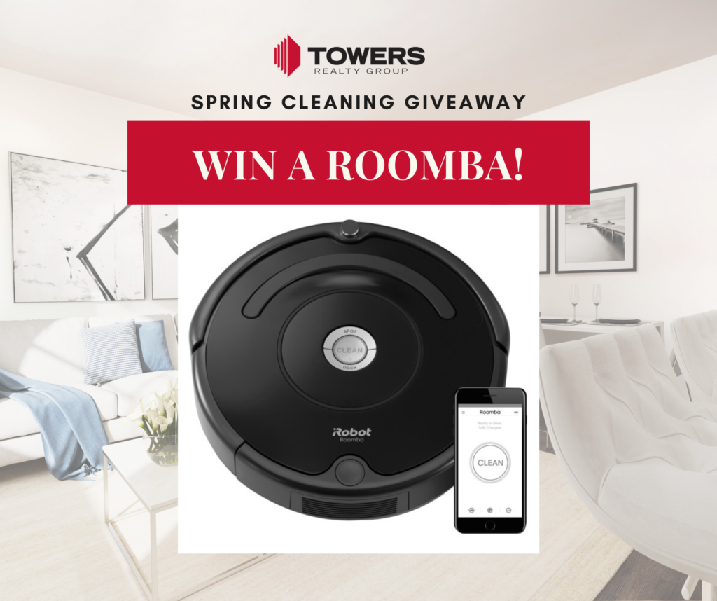 Towers Realty Group - Spring Cleaning Giveaway