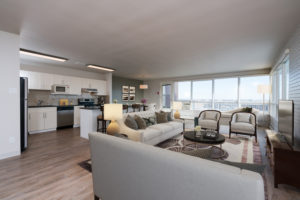 Towers Realty Group - 21 Mayfair Place - Living Room - Penthouse B
