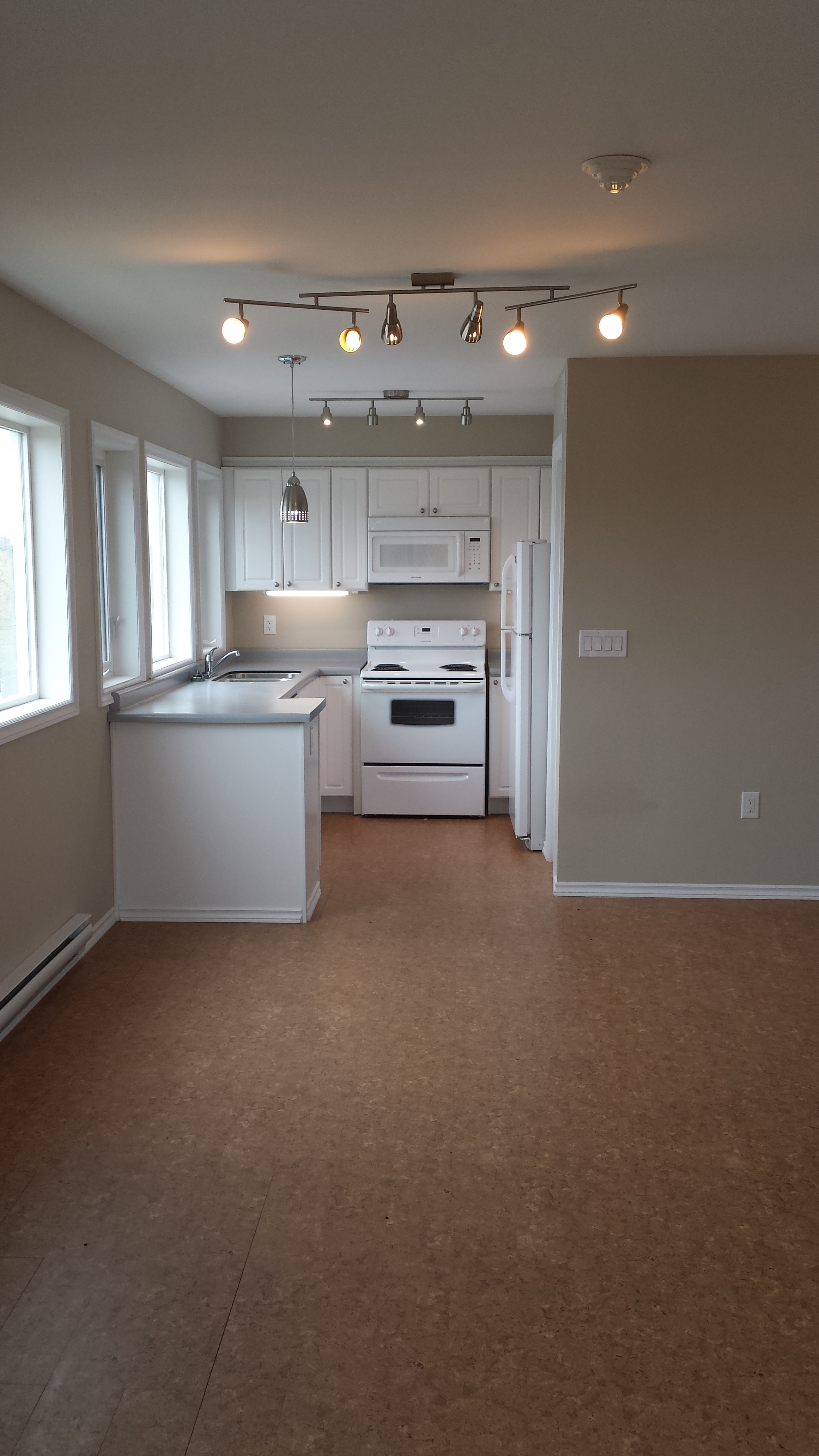 Apartments For Rent Winnipeg - 255 Sophia Apartment Kitchen - Towers Realty