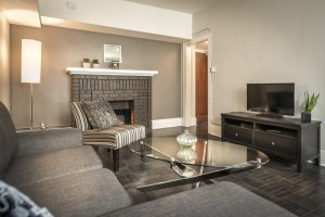 Towers Realty Group - Royal Oak Court - 277 River - Living Room