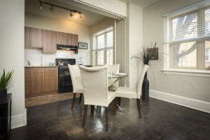 Towers Realty Group - Royal Oak Court - 277 River - Dining-Kitchen