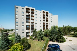 Apartments For Rent Winnipeg - 3000 Pembina Apartment Building - Towers Realty