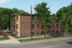 Apartments For Rent Winnipeg - 309 Perth Fay Ellen Apartment Building - Towers Realty