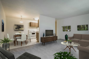 Towers Realty Group - 80-100 Prevette St - Living-Dining