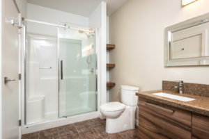 Towers Realty Group - 604 Jessie Unit 4 - ensuite bathroom