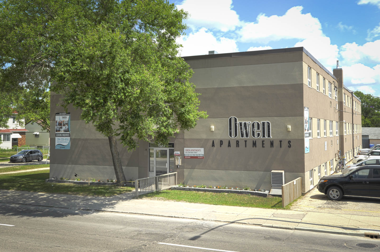 Towers Realty Group - Owen Apartments - 650 Stafford Street