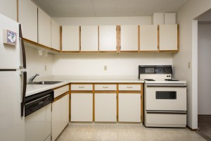 Apartments For Rent Winnipeg - 707 Leila Ave Apartment Kitchen - Angle 2