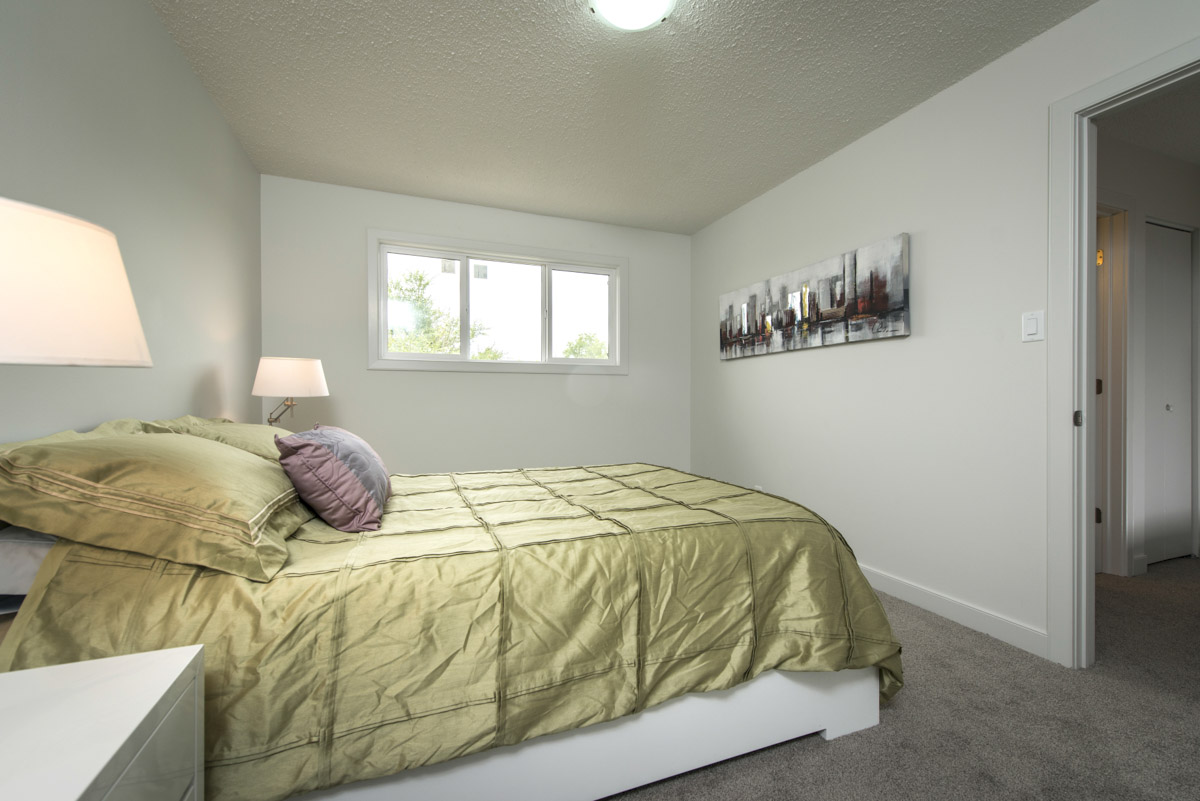 Towers Realty Group - Scotland Ave Duplex - Master Bedroom2