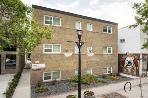 Apartments For Rent Winnipeg - 809 Corydon Ave Apartment Building - Towers Realty