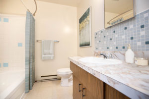 Towers Realty Group - Lauralee Apartments - 1222 Plessis - 2BR - Bathroom