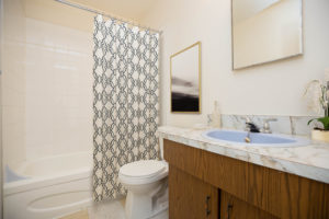 Towers Realty Group - Lauralee Apartments - 1222 Plessis - 1BR - Bathroom