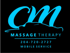 CM Massage Therapy logo