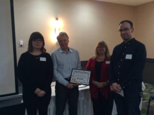 Caretaker Awards - Rehab - Morgan Manor - Andrea and Scott McLaren