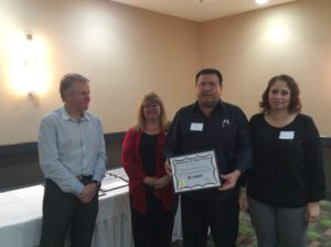 Caretaker Awards - Rehab - Ridge - Maria Purata and Joel Barreda
