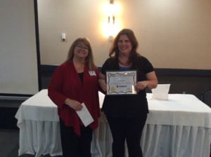 Caretaker Awards - Special Recognition - Markham - Kathy Barr