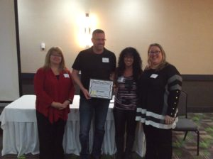 Caretaker Awards - Special Recognition - The Spot on Pembina - Patti Merello and Greg Heppner
