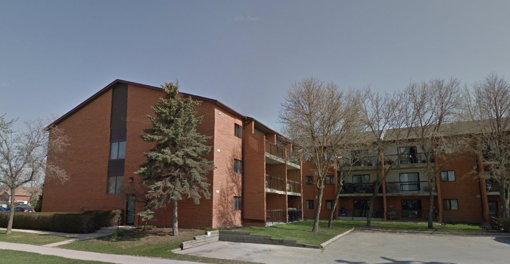 Apartments For Rent Winnipeg - The Hedges Apartment Building