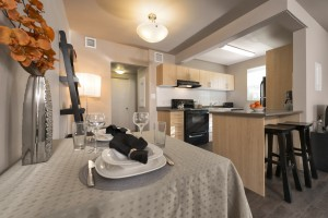 Towers Realty Group - Grandview Apartments - Dining-Kitchen
