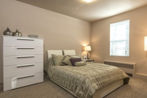 Towers Realty Group - Grandview Apartments - 77, 85, 93 Eugenie - Bedroom 1