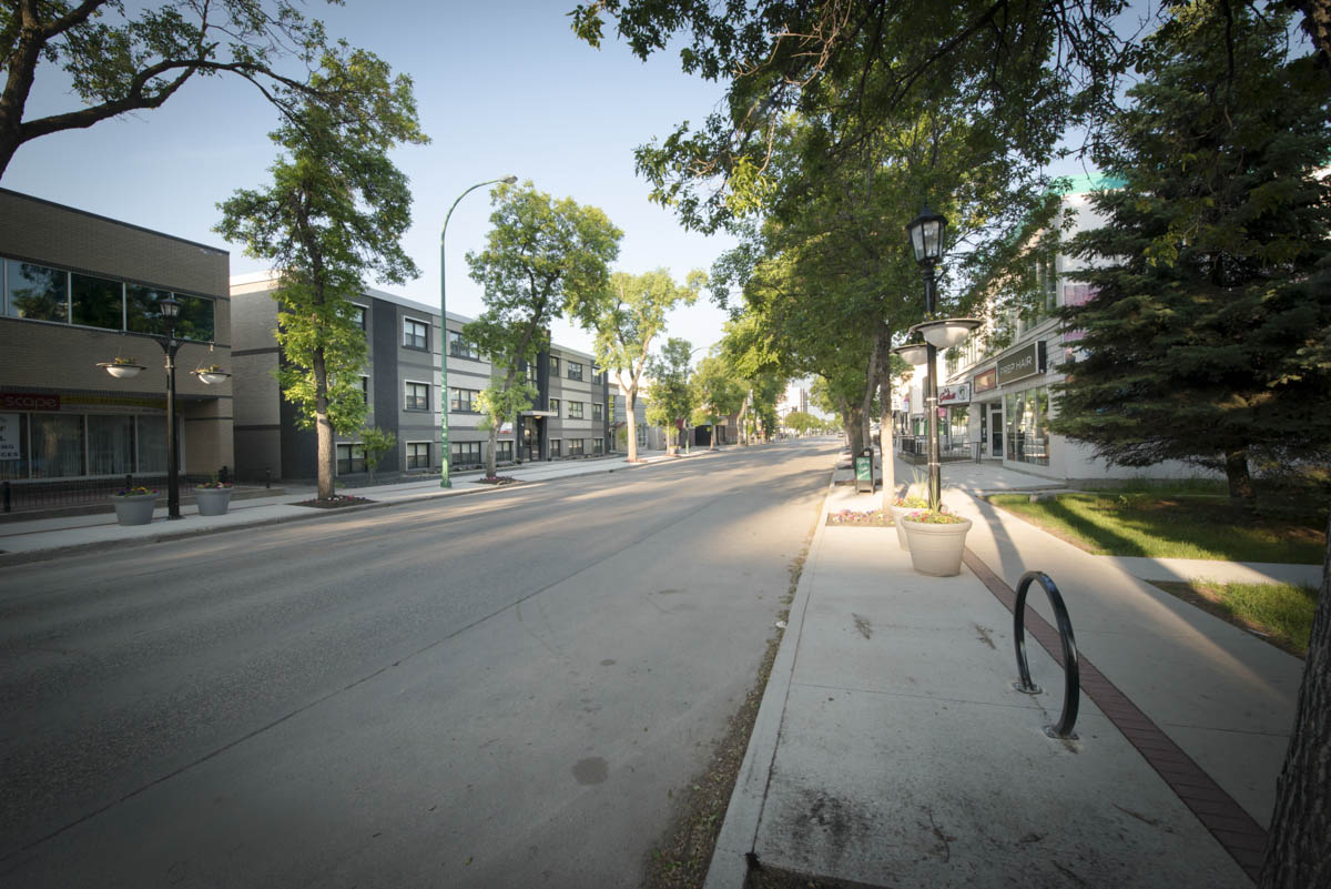 Apartments For Rent Winnipeg - Hugo St Neighborhood - Towers Realty