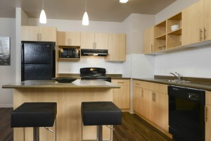 Towers Realty Group - Essex House - 2415 Portage Avenue - 2 Bedroom - Kitchen 3