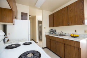 Towers Realty Group - Lauralee Apartments - 1222 Plessis - 1BR - Kitchen