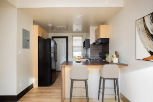 Towers Realty Group - The Ritz - 1BR - 04 - Kitchen