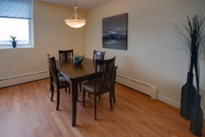 Towers Realty Group - Lanark Towers - Dining Room