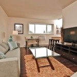 Apartments For Rent Winnipeg - Laralea Apartment Living Room - Towers Realty